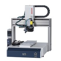 Cartesian robot / 4-axis / 3-axis / dispensing
