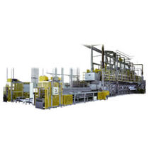 Carburizing furnace / tempering / heat treatment / roller