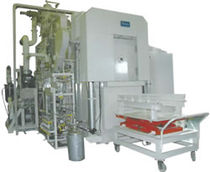 Carburizing furnace / hardening / heat treatment / bell