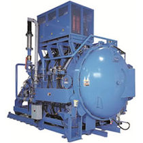 Gas-fired furnace / annealing / hardening / brazing