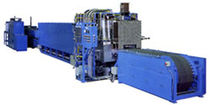 Heat treatment furnace / sintering / belt conveyor / controlled atmosphere