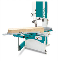 Band saw / with moving table / vertical / automatic