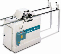 Manually-controlled boring machine / horizontal / multi-axis / for wood