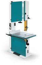 Band saw / wood / vertical