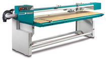 Wide-belt sander / for wood