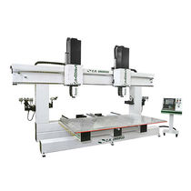 CNC router / 5-axis / multi-spindle / portal