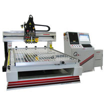 CNC router / 3-axis / 1-spindle / wood