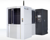3-axis machining center / horizontal / for aluminum