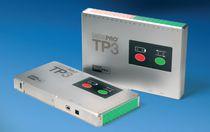 Temperature data-logger / wireless / programmable / high-temperature