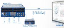 Vibration measuring system / USB