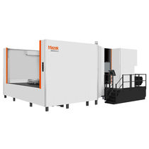 3-axis machining center / horizontal / high-speed / high-precision