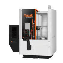 CNC turning center / vertical / 2-axis / high-productivity