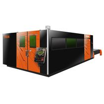 Metal cutting machine / laser / CNC / high-speed