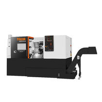 CNC turning center / 3-axis / high-performance / double-spindle
