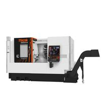 CNC turning center / 2-axis / high-performance