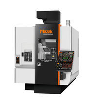 5-axis machining center / vertical / rotating table / high-speed