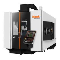 5-axis machining center / vertical / rotating table / high-precision