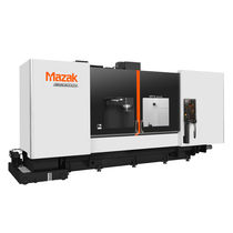 3-axis machining center / vertical / rigid / for heavy-duty machining
