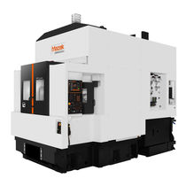 3-axis machining center / horizontal / high-speed / high-productivity
