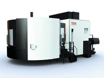 CNC milling-turning center / universal / 3-axis / spindle