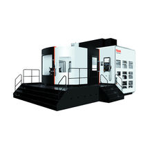 CNC milling-turning center / universal / 5-axis / high-precision
