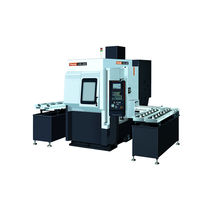 CNC turning center / vertical / 2-axis / spindle
