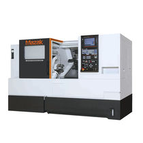 CNC turning center / 2-axis / high-precision / high-productivity