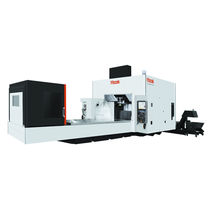3-axis machining center / vertical / double-column / for automatic tool changers