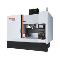 3-axis CNC machining center / vertical / double-column / high-precision