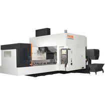 3-axis machining center / vertical / double-column / high-precision