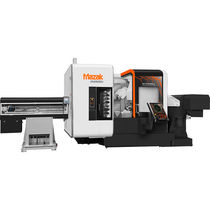 CNC milling-turning center / universal / 4-axis / high-productivity