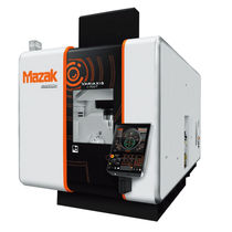 5-axis machining center / vertical / rotating table