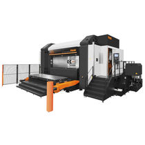 5-axis machining center / horizontal / high-speed / for large workpieces