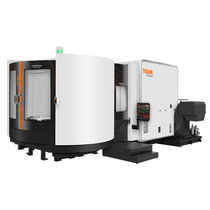 5-axis machining center / vertical / compact / high-productivity