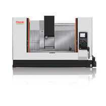 3-axis machining center / vertical / for aluminum / traveling-column