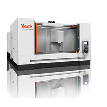 3-axis machining center / vertical / heavy-duty