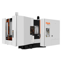 3-axis machining center / horizontal / high-speed