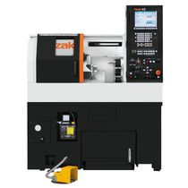 CNC turning center / 2-axis / high-productivity / high-performance
