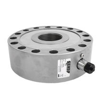 Tension/compression load cell / pancake type / stainless steel / universal