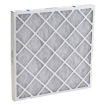 Gas filter / air / activated carbon / panel