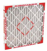 Air filter / panel / hydrophobic / pleated