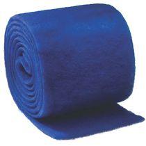 Polyester filter medium / air