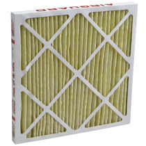 Air filter / panel / pleated / fine filtration