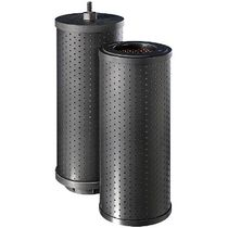 Air filter cartridge / fine / paper / pleated