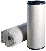 Liquid filter cartridge / fine / polypropylene