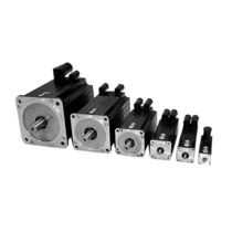 AC servomotor / brushless / compact / low-inertia