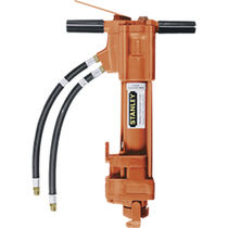 Hydraulic rotary hammer / for construction sites