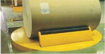 Paper roll loading ramp / automatic