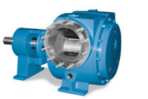 Water pump / magnetic-drive / internal-gear / with mechanical seals