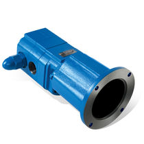 External-gear pump / sampling / high-pressure / for hazardous fluids